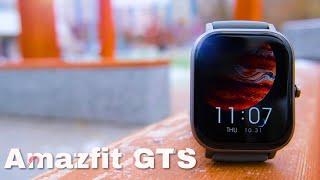 Xiaomi Amazfit GTS Подробный Обзор. Как Расширить Базовые Возможности? Xiaomi Часы Видео Обзор