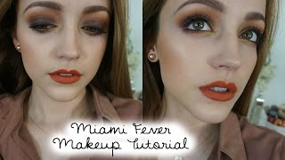 Dramatic Fall Makeup Tutorial | Warm & Spicy