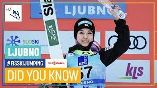 Did You Know | Ljubno | Women | FIS Ski Jumping