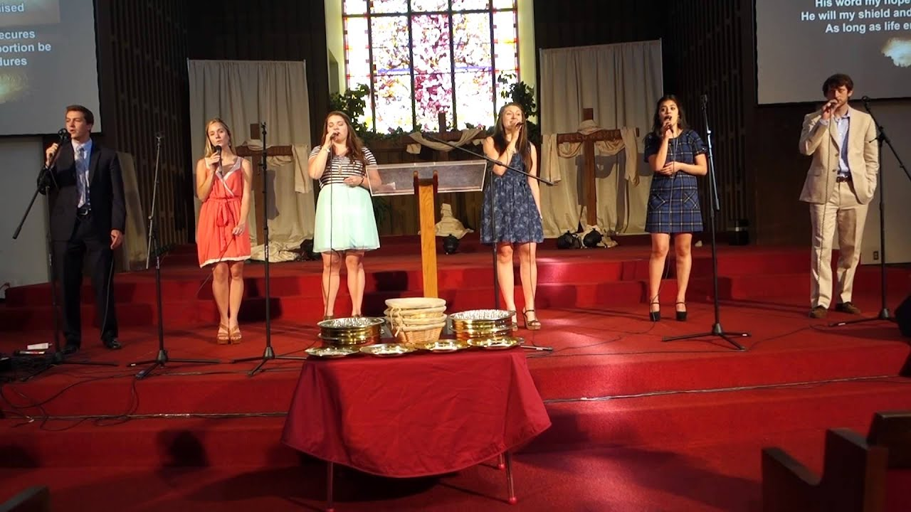 This A Cappella Harmony of 'Amazing Grace' is Absolutely