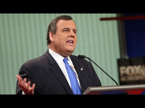 Chris Christie Drops Out Of Presidential Race - Newsy