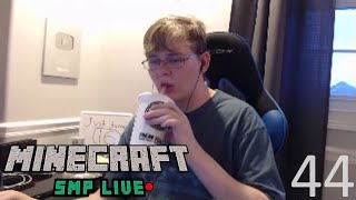 CallMeCarson VODS: Minecraft SMP Live (Part Forty Four)
