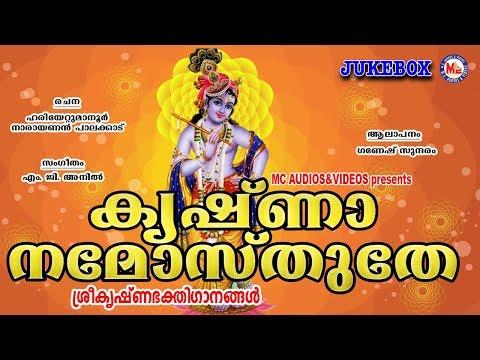 ഹിന്ദു ഭക്തിഗാന ചരിത്രത്തിലെ സൂപ്പർഹിറ്റ് | Krishna Namosthuthe | Hindu Devotional Songs Malayalam