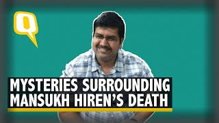 Ambani Bomb Scare Case: Hiren's Death Leaves Unanswered Questions | The Quint