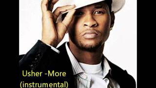 Usher-More (Official Instrumental)
