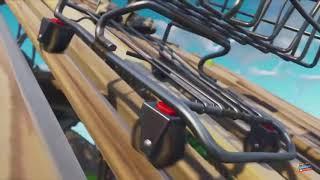Einkaufswagen Trailer | Fortnite Battle Royale
