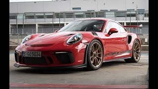 2019 Porsche 911 GT3 RS - Interior Exterior and Driving sessions