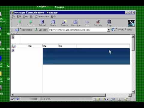 Netscape Communicator 4.5