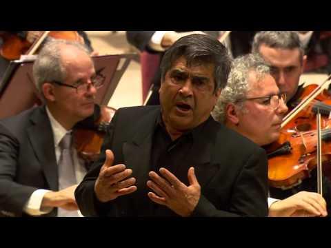 "Concierto Lírico: ""Dio! Mi Potevi Scagliar"" de Otello (Verdi) -  Luis Lima | La Ballena Azul"