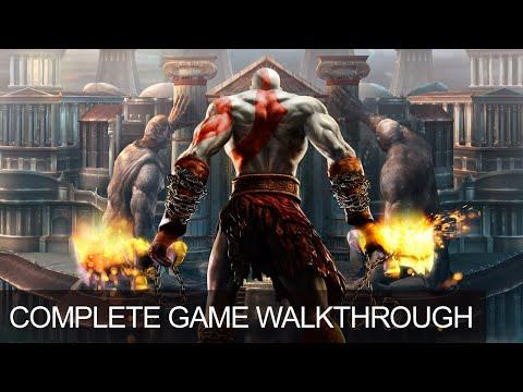 God Of War 2 Complete Game Walkthrough Full Game Story