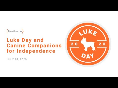 Luke Day 2020 & Canine Companions for Independence