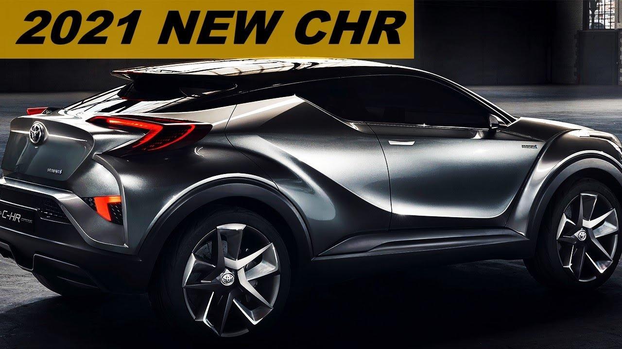 2021 Toyota C Hr Compact Concept