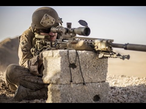 Marine Corps at work in Syria