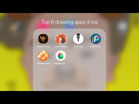 Top 6 Free Drawing Apps For Ios
