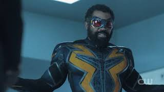 black lightning39s new suit Black Lightning season 3 episode 3