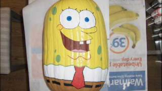 Spongebob Pumpkin Pants