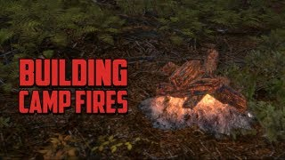 How To Make a Campfire - Survival Guide (DayZ Standalone)