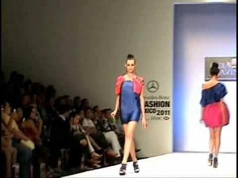 Lydia Lavin/ Mercedes Benz Fashion Week México PV/...