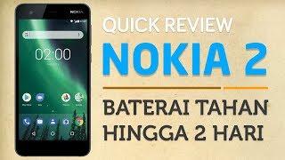 Download Video REVIEW NOKIA 2: HAPE MUNGIL DENGAN BATERAI RAKSASA MP3 3GP MP4