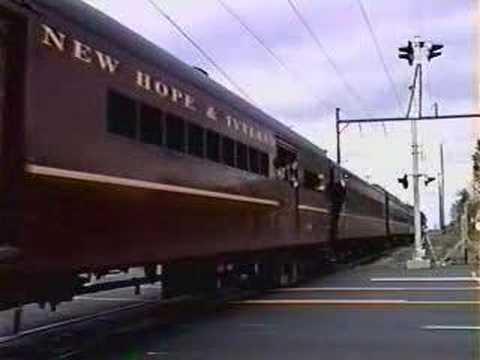 New Hope and Ivyland Railroad Fall Foliage Excursion