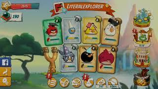 Angry Birds 2 school hat set