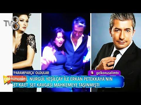 Nurgül Yeşilçay ve Erkan Petekkaya Davası Düştü   GEL KONUŞALIM