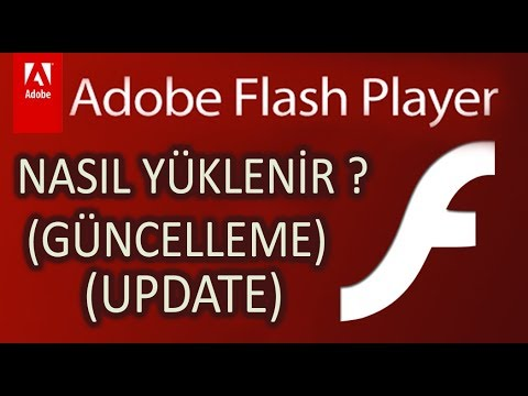 ADOBE FLASH PLAYER NASIL YUKLENIR?