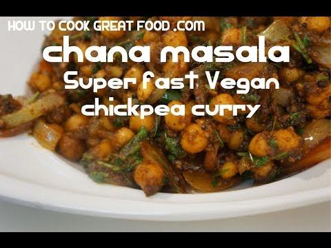 Chana masala recipe indian style chickpeas vegan youtube chana masala recipe indian style chickpeas vegan forumfinder Gallery