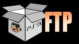 FTP games to Jailbroken PS3