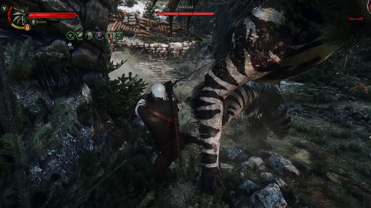 The Witcher 3 Enhanced Edition V4 beta - Morvudd