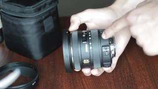 Sigma 10-20mm f/3.5 Unboxing and Review (With Samples) for Nikon