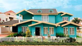 29 House Exterior Color Design