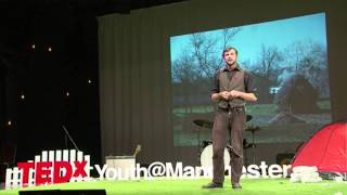 Travelling quickly is a waste of time | Nick Hunt | TEDxYouth@Manchester