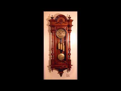 Grandfather Clock Strike Sound Effect