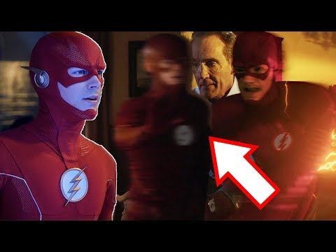 Original Timeline Flash Returns! Timeline Changes Explained! - The Flash Season 6