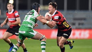 ROUND 7 HIGHLIGHTS: Canterbury v Manawatu – 2019
