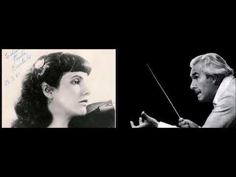"Wolf-Ferrari ""Violin Concerto"" Guila Bustabo/Rudolf Kempe"