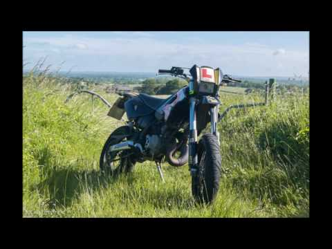 Selling the Aprilia MX 125? Country road riding