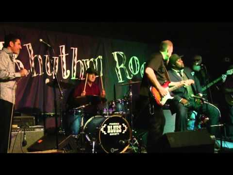 Sugaray Rayford and Bob Corritore @ Rhythm Room Phoenix