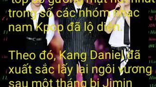 idol nam hot nhất tháng 10