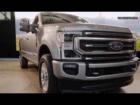 Ford F-Series 2020 Exterior and Interior
