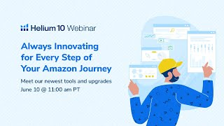 Q2 Webinar: Always Innovating for Every Step of Your Amazon Journey