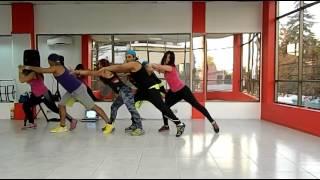 Muh Arruda y amigos - Coreografia oficial Sacudete (NICO VOZ)