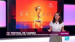 ¿Cine para 2019? Estas son algunas de las películas que dejó el 72° Festival de Cannes