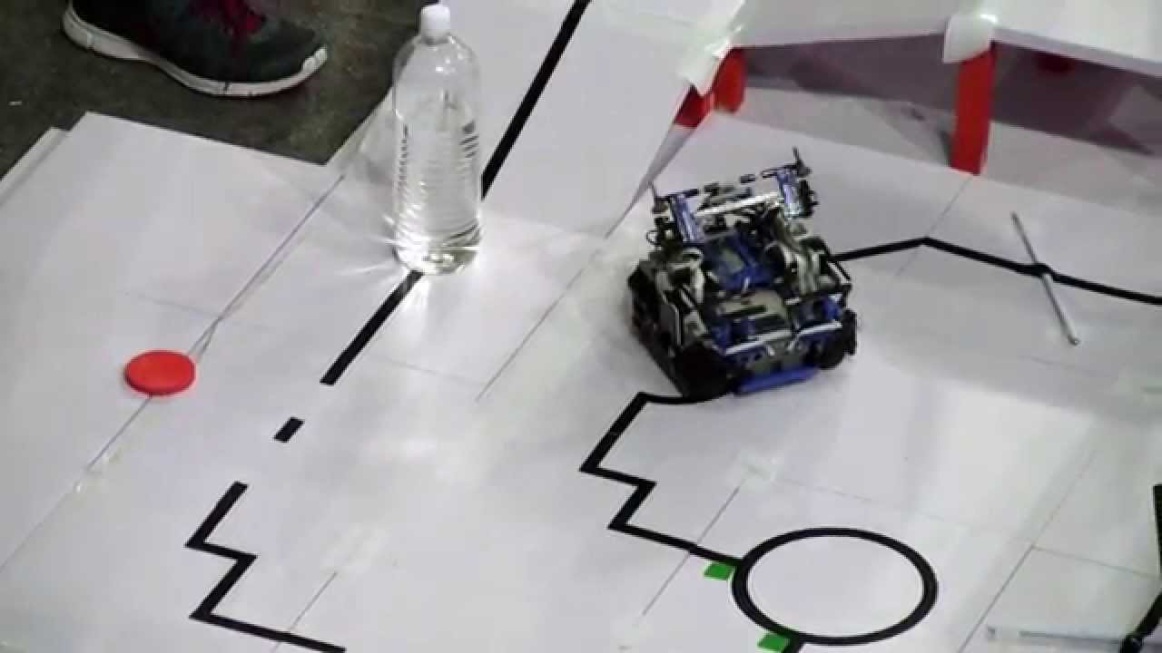 robotics X #8 Robocup junior 2015 in Hefei China