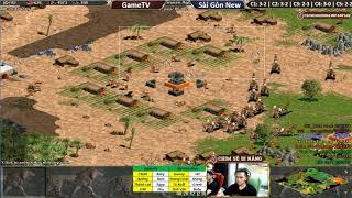 C5T5 | 4vs4 Random | GameTV vs Sài Gòn New | Ngày 18-11-2018