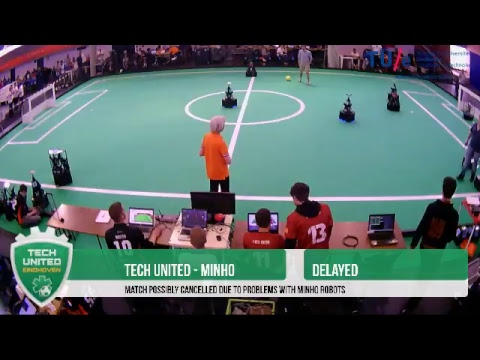 Match view, Portuguese Open 2017, MSL