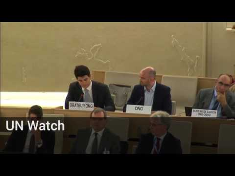 UN Watch Statement on Human Rights Abuses in Ukraine