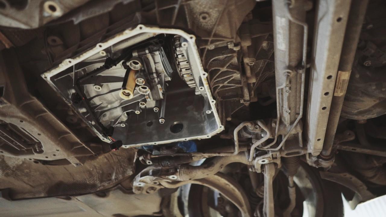 Пропала задняя передача на Audi A6
