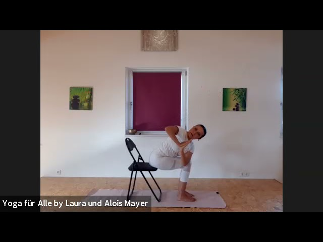 Chair Yoga Sanft_60 min